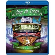 Tour De Force: Live In London - Shepherds Bush Empire | Blu-ray