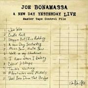 New Day Yesterday Live | CD