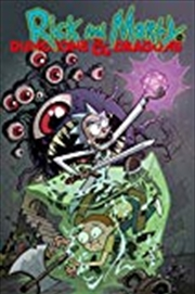 Rick And Morty Vs. Dungeons & Dragons | Paperback Book