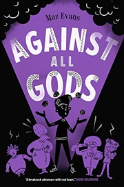 Against All Gods (who Let The Gods Out?) | Paperback Book