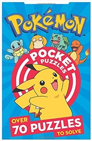 Pokemon Pocket Puzzles | Paperback Book