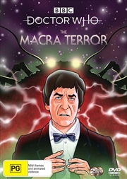 Doctor Who - The Macra Terror | DVD