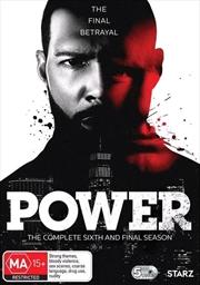Power - Season 6 | DVD