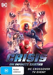 Crisis On Infinite Earths | DVD