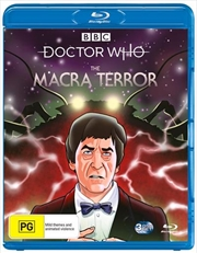 Doctor Who - The Macra Terror - Limited Edition | Blu-ray