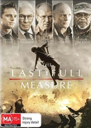 Last Full Measure, The   DVD