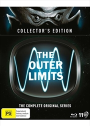 Outer Limits - Collector's Edition | Complete Series - Original Series, The | Blu-ray