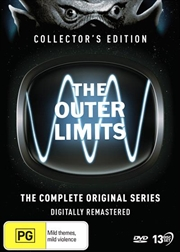 Outer Limits - Collector's Edition | Complete Series - Original Series, The | DVD