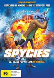 Spycies | DVD