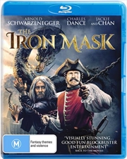 Iron Mask, The | Blu-ray