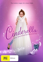 Cinderella - The Enchanted Beginning | DVD