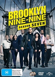 Brooklyn Nine-Nine - Season 7 | DVD
