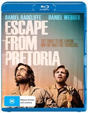 Escape From Pretoria | Blu-ray