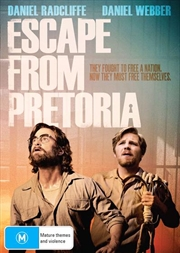 Escape From Pretoria | DVD