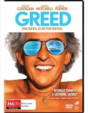 Greed | DVD