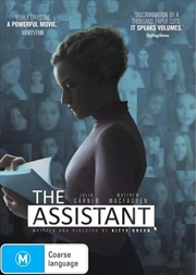 Assistant, The | DVD