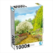 Puzzlers World - Artistic Puzzles Enchanted Garden - 1000 Piece Jigsaw Puzzle | Merchandise