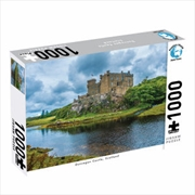 Dunvegan Castle Scotland - 1000 Piece Jigsaw Puzzle | Merchandise