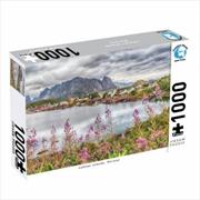 Lofoten Island Norway 1000 Piece Jigsaw Puzzle | Merchandise