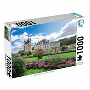 Chenonceau Castle France 1000 Piece Jigsaw Puzzle | Merchandise