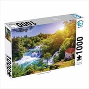 Dalmatia Croatia 1000 Piece Jigsaw Puzzle | Merchandise