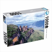3 Sisters Blue Mountains 1000 Piece Jigsaw Puzzle | Merchandise