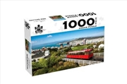 Wellington New Zealand 1000 Piece Jigsaw Puzzle | Merchandise