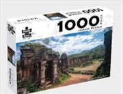 My Son Sanctuary Vietnam 1000 Piece Puzzle | Merchandise