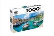 Del Golfo Sicily 1000 Piece Puzzle | Merchandise