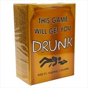 These Cards Will Get You Drunk | Merchandise