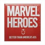 Marvelous Heroes | Merchandise