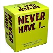 Never Have I | Merchandise