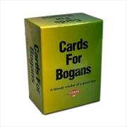 Cards For Bogans | Merchandise