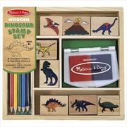 Dinosaur Stamp Set | Merchandise
