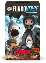 Funkoverse - Jaws 100 2-pack Expandalone Game | Merchandise