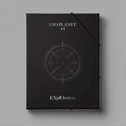 Planet 5 Exploration - Photobook | CD