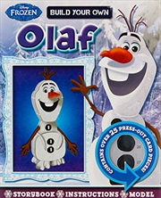 Olaf: Build Your Own (disney: Frozen) | Board Book