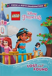 Lego Disney Princess: Lost And Found | Paperback Book