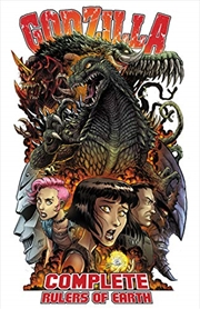 Godzilla: Complete Rulers of Earth Volume 1   Paperback Book