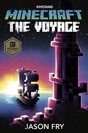 Minecraft: The Voyage | Paperback Book