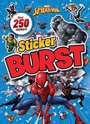 Spider-man: Sticker Burst (marvel) | Paperback Book