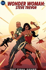 Wonder Woman: Steve Trevor | Paperback Book