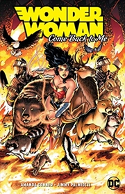 Wonder Woman: Come Back To Me | Paperback Book
