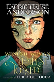 Wonder Woman: Tempest Tossed | Paperback Book