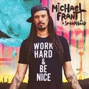 Work Hard And Be Nice | CD