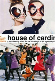 House Of Cardin | DVD