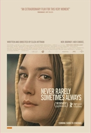 Never Rarely Sometimes Always | DVD