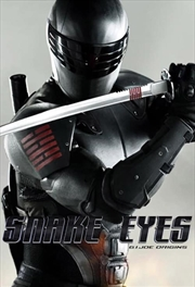 Snake Eyes - G.I. Joe Origins | DVD