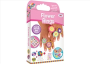 Flower Rings | Books