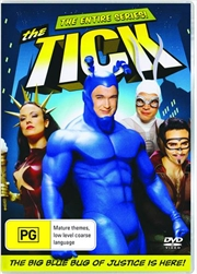 Tick | Complete Series, The | DVD